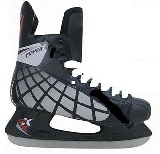 Коньки хоккейные Tempus арт.PW-206A