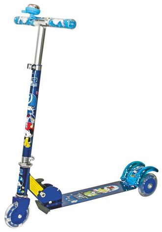 Magic Scooter